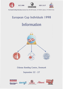 European Cup Individuals 1998 i Odense
