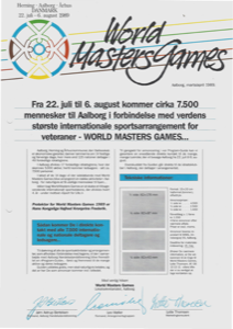 World Masters Games - Information